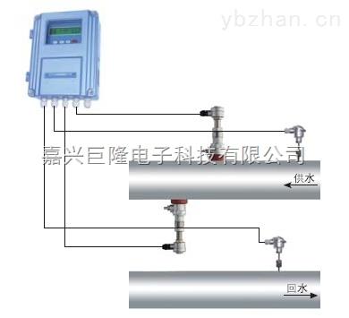 分体式超声波冷/热量表 TDS-100RF