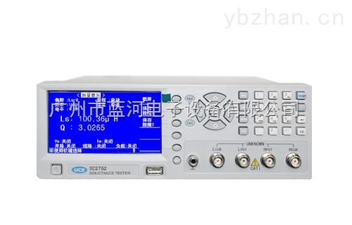 UC2752電感測試儀 優策UC2752電感檢測儀 廣州藍河銷售