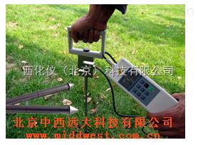 土壤緊實度測定儀 型號:M391550庫號:M391550