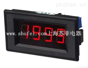 ZF5135A-TB数显面板表 直流电压表DC200mv DC2V DC20V