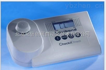 JC16-H5ET6190-多功能水質分析儀, 余氯總氯氰尿酸總硬度溴PH總堿度專用檢測儀