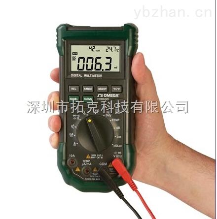 原裝正品HHM8229自動調量程數字萬用表
