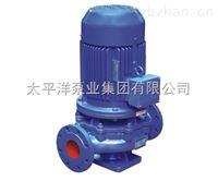 ISG100-200立式管道离心泵