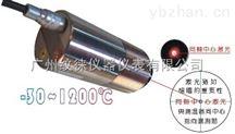 焊接专用同轴激光瞄准红外测温仪