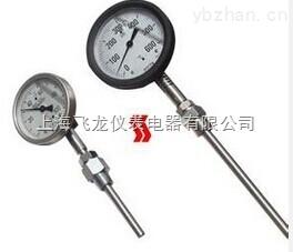 优质铠装工业双金属温度计