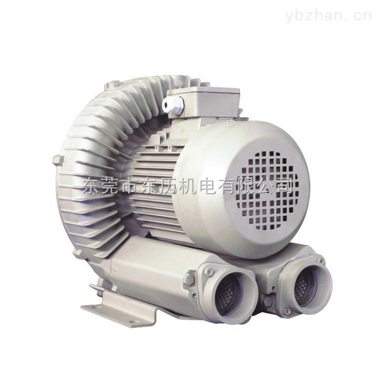 供应 1.5KW双段式高压风机EHS-3319,台湾升鸿风机EHS-929环形鼓风机13KW