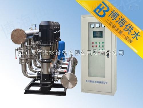 荆州二次供水设备 延伸无负压恒压多类型