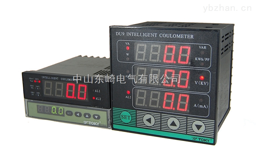 TOKY东崎DW系列单项多功能电参数测量仪表 高精度 通信 变送输出