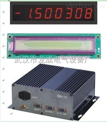 SDB-1A(B)-SDB-1A(B)型6位半數字交直流電壓表頭
