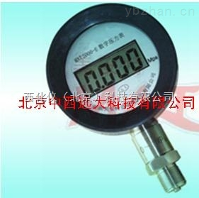 數字真空壓力表(精度0.4 -30-0kpa 表盤直徑100) 型號:M385734庫號:M385734