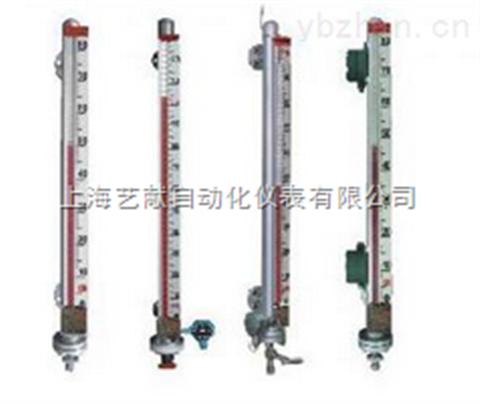 远程控制高温高压磁翻柱液位计