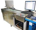 进口材料 高精度钛棒直线度测试仪
