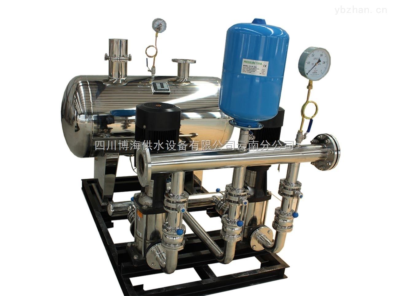 十堰BH(X)WF4-2ps-PS32-2型号无负压供水设备价格
