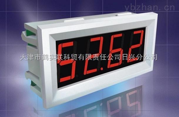 单通道数显表 单通道显示控制仪表 数显表 XSB通用二线制回路供电显示器