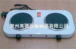 DF-2-2双炉盘可调式封闭电炉