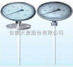 WSS万向双金属温度计