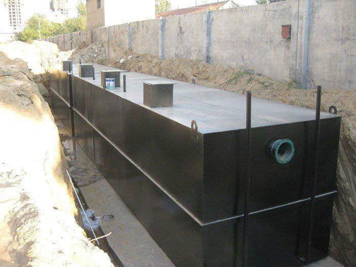 乌江榨菜腌制厂污水处理设备
