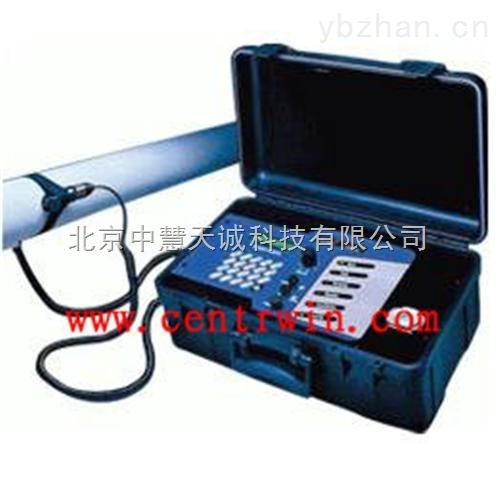 ZH8748型便携式多普勒超声波流量计