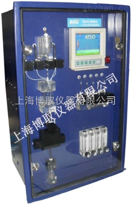 河南热电厂安装在线硅酸根测得仪,硅表(四通道)