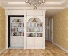 丹东书柜密室门