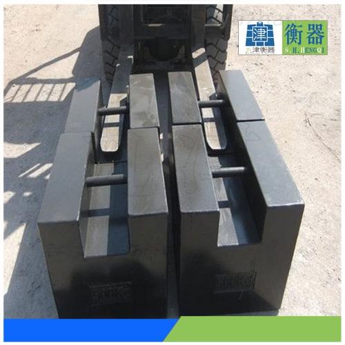 M1等级1000公斤锁型铸铁法码现货批发