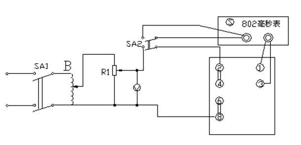 jy-150静态电压继电器