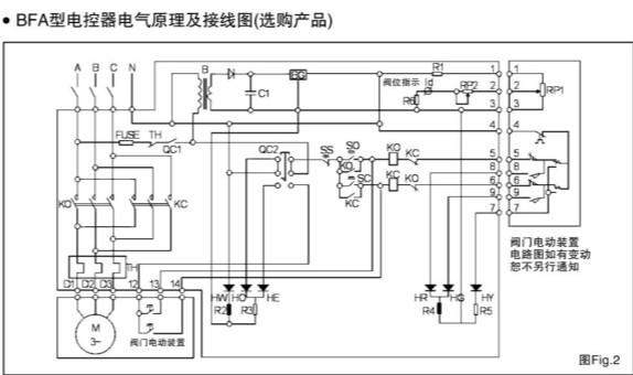 电气控制原理图