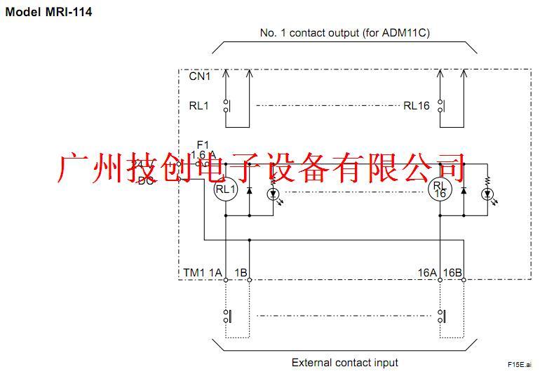 横河端子板,接线端子,继电器板