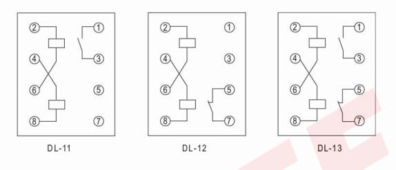 dl-13:-dl-13电流继电器