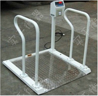 轮椅体重称