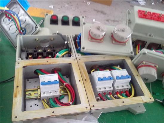 防爆电源插座箱,防爆防腐接线箱,防爆动力配电箱,防爆照明配电箱,非标