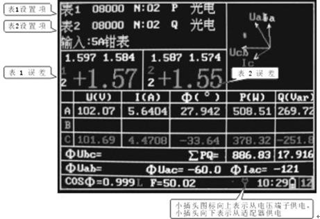具体到机械式电能表,就是来多少次黑标计算一次误差 (值得注意的是在