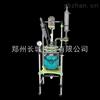 GR-100L郑州长城双层玻璃反应釜