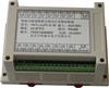 YKTJ-D-AC-B16-SDIN35导轨安装,十六路交流AC0-5A转RS485通讯,modbus rtu 规约 通讯协议